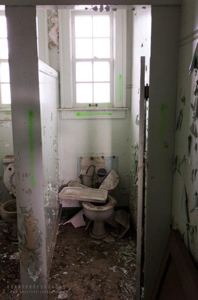 Tranquille Sanatorium Tunnel Tours