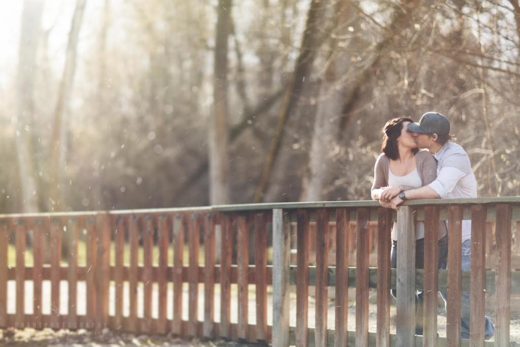 Tara & Dan by Vernon Photographer Draht Photography