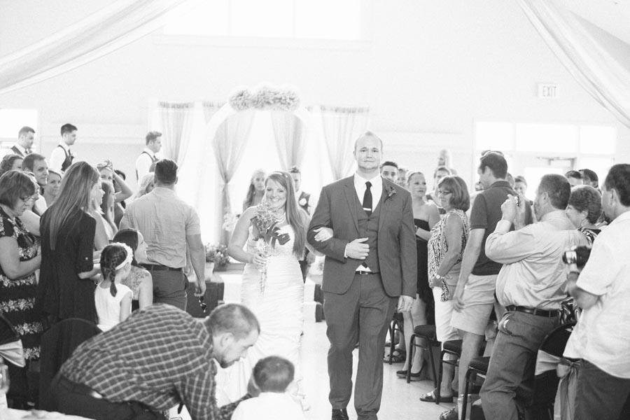 Wedding Ceremony Paddlewheel Hall