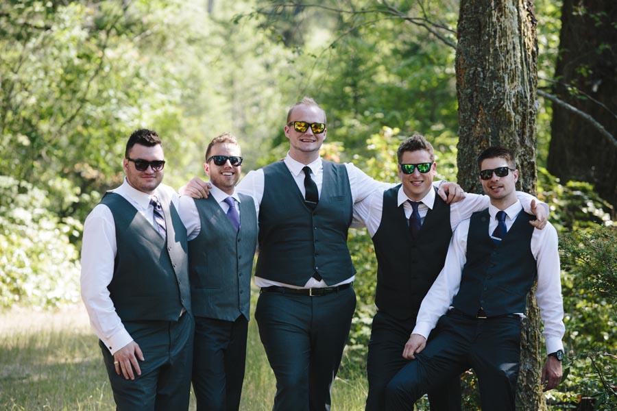Ellison Park Sunglasses Vernon Wedding
