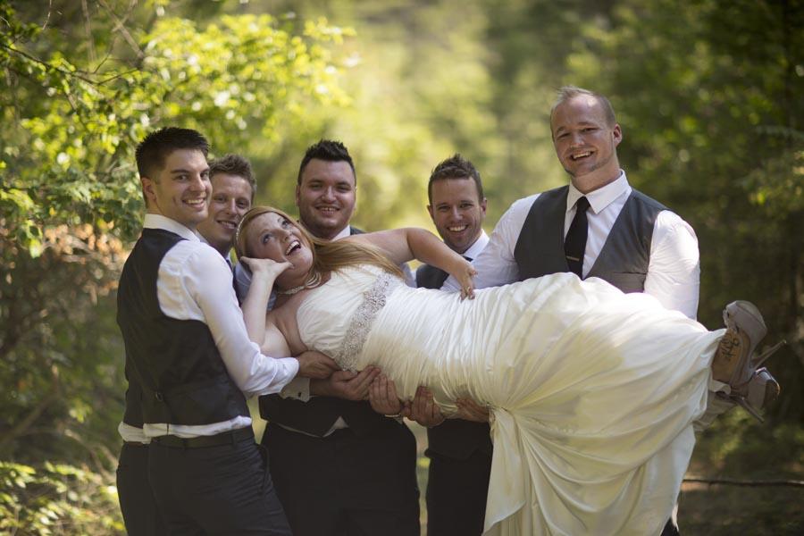 Vernon Wedding Ellison Park