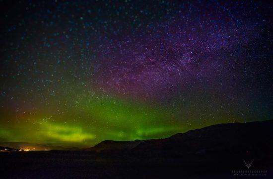 Vernon Photographer captures Milky Way Photos